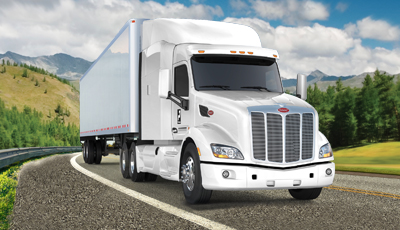 Our inventory, including 579 Peterbilt sleeper trucks for sale, is also available by lease or rent.