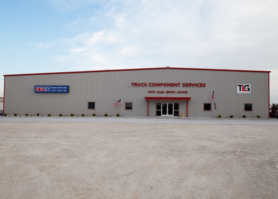 Plan your trip to Truck Component Services in Strafford, Missouri.