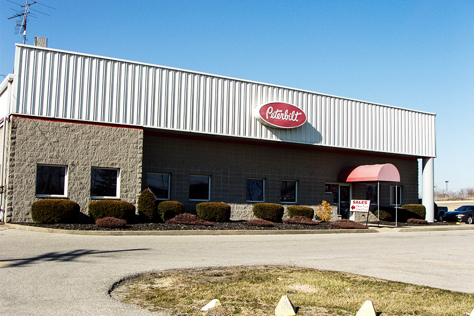Plan your trip to TLG Peterbilt of Louisville KY in Jeffersonville, Indiana