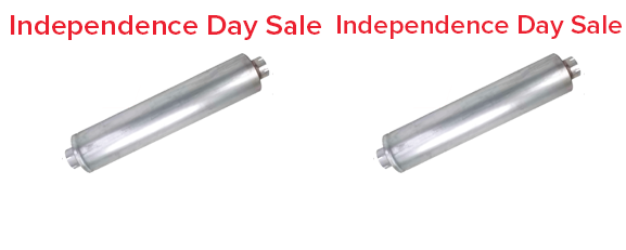 Independence Day Muffler Sale