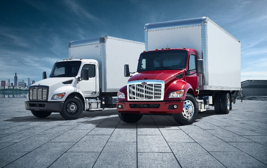 The new Model 535 and Model 536 are designed for the non-CDL and rental markets