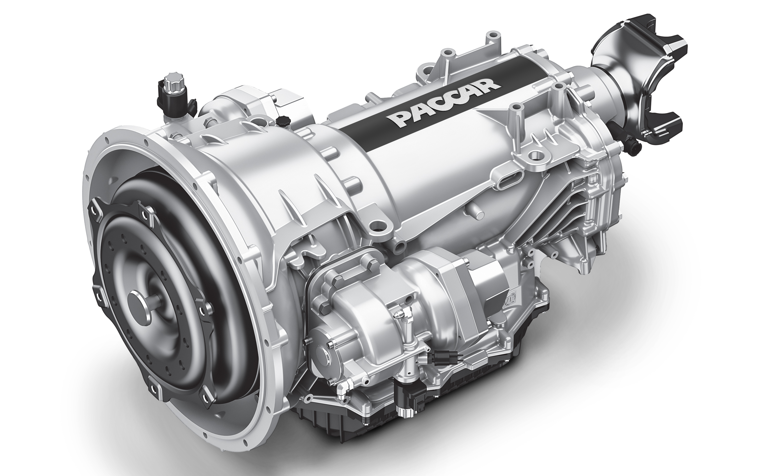 The all-new PACCAR TX-8 Automatic Transmission
